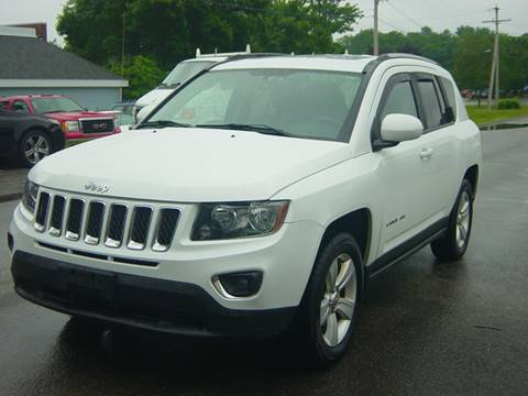 2015 Jeep Compass for sale in Seabrook, NH