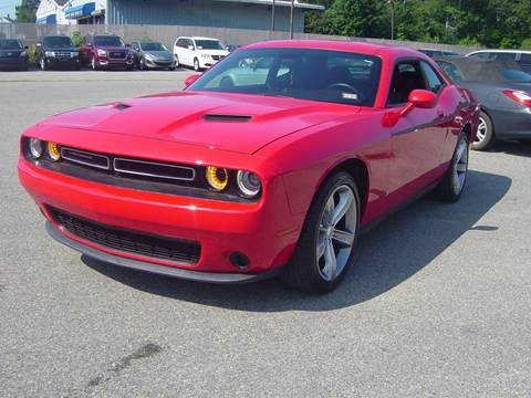 2015 Dodge Challenger for sale in Seabrook, NH