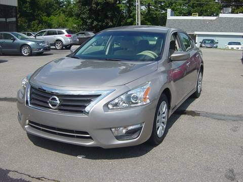 2014 Nissan Altima for sale in Seabrook, NH