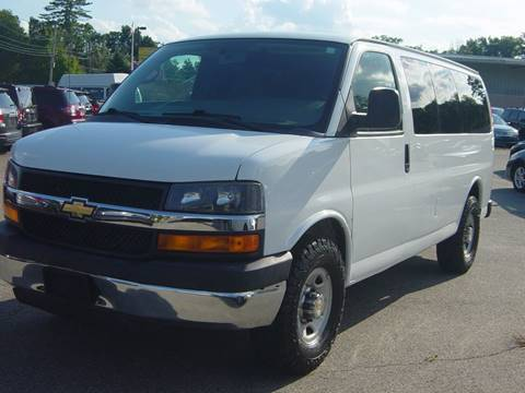 2014 Chevrolet Express Passenger for sale in Seabrook, NH