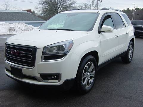 2015 GMC Acadia for sale at North South Motorcars in Seabrook NH
