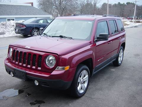 2013 Jeep Patriot for sale at North South Motorcars in Seabrook NH