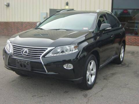 2013 Lexus RX 350 for sale at North South Motorcars in Seabrook NH