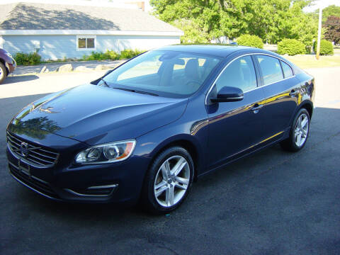2015 Volvo S60 for sale at North South Motorcars in Seabrook NH
