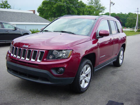 2015 Jeep Compass for sale at North South Motorcars in Seabrook NH