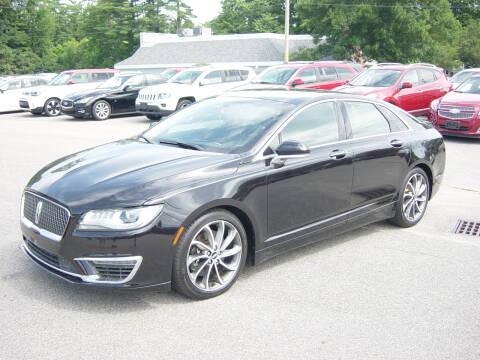 2017 Lincoln MKZ for sale at North South Motorcars in Seabrook NH