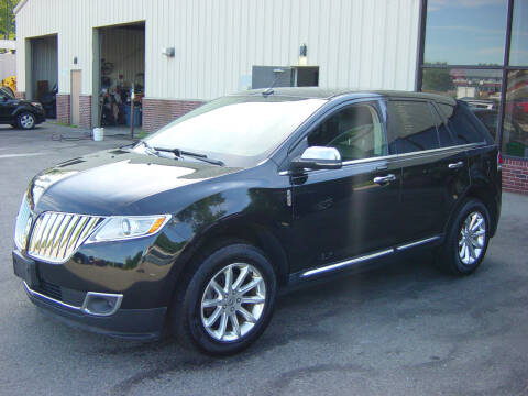 2015 Lincoln MKX for sale at North South Motorcars in Seabrook NH