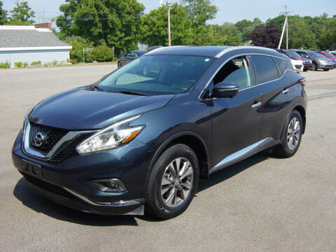 2015 Nissan Murano for sale at North South Motorcars in Seabrook NH