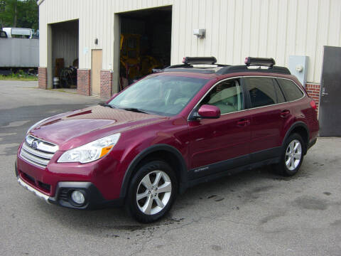 2013 Subaru Outback for sale at North South Motorcars in Seabrook NH