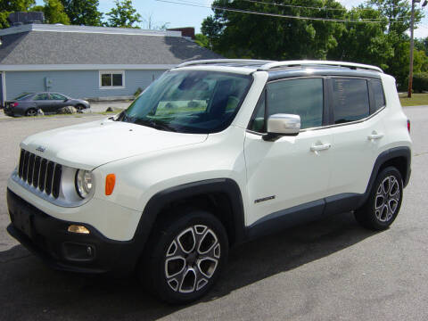 2015 Jeep Renegade for sale at North South Motorcars in Seabrook NH