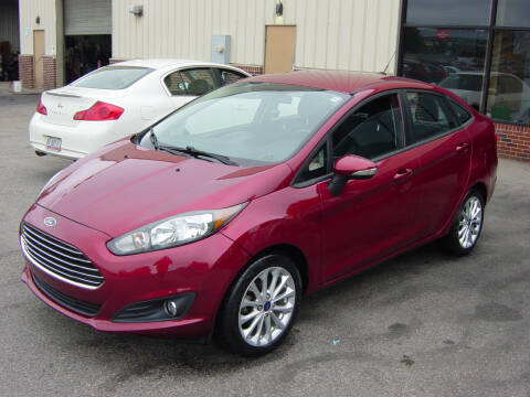 2014 Ford Fiesta for sale at North South Motorcars in Seabrook NH