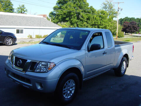 2018 Nissan Frontier for sale at North South Motorcars in Seabrook NH