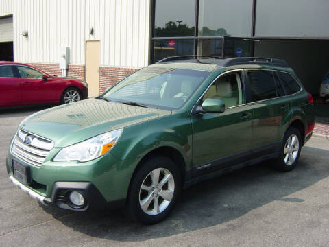 2014 Subaru Outback for sale at North South Motorcars in Seabrook NH