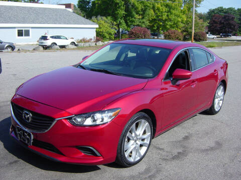 2015 Mazda MAZDA6 for sale at North South Motorcars in Seabrook NH