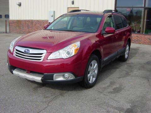 2011 Subaru Outback for sale at North South Motorcars in Seabrook NH