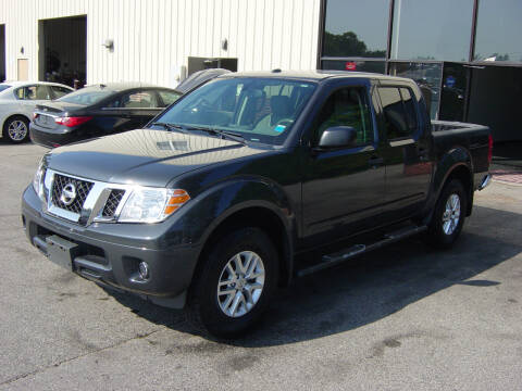 2015 Nissan Frontier for sale at North South Motorcars in Seabrook NH