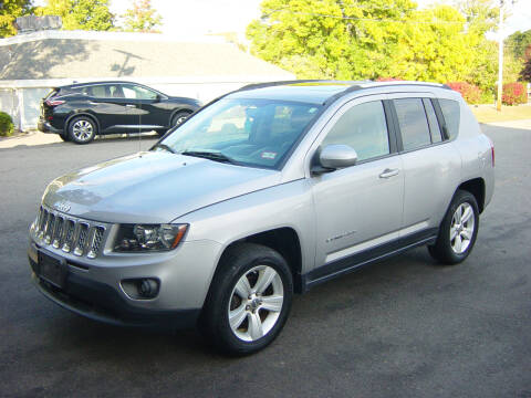 2014 Jeep Compass for sale at North South Motorcars in Seabrook NH