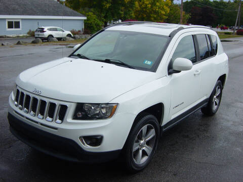 2016 Jeep Compass for sale at North South Motorcars in Seabrook NH
