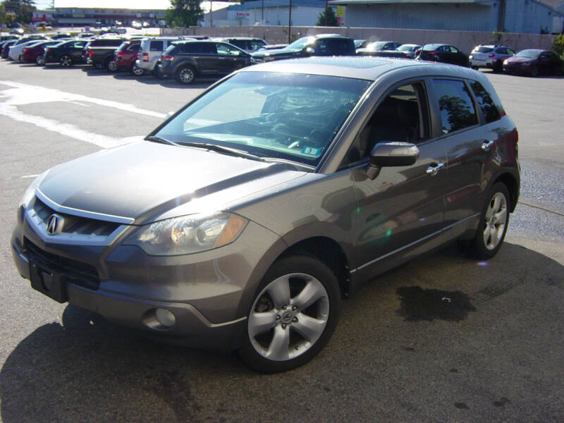2008 Acura RDX for sale at North South Motorcars in Seabrook NH