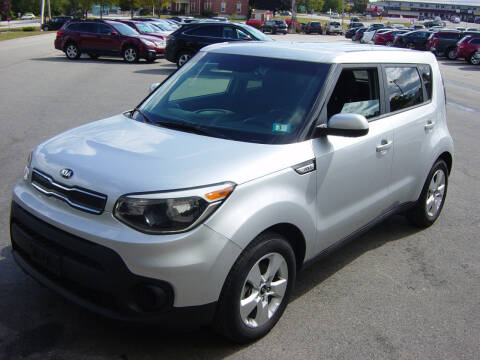 2018 Kia Soul for sale at North South Motorcars in Seabrook NH