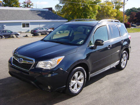 2014 Subaru Forester for sale at North South Motorcars in Seabrook NH