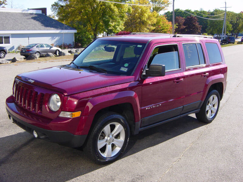 2015 Jeep Patriot for sale at North South Motorcars in Seabrook NH