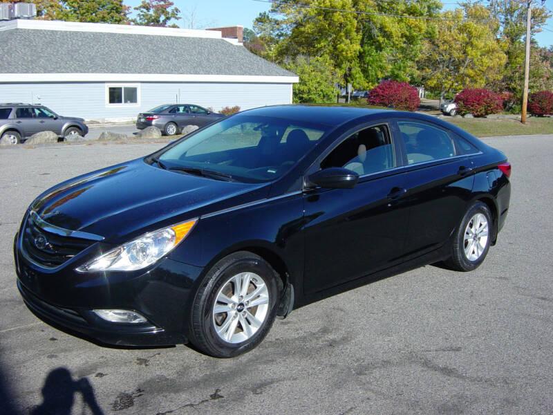 2013 Hyundai Sonata for sale at North South Motorcars in Seabrook NH