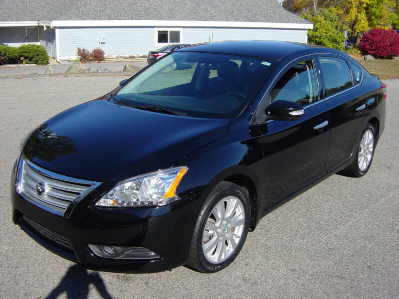 2015 Nissan Sentra for sale at North South Motorcars in Seabrook NH