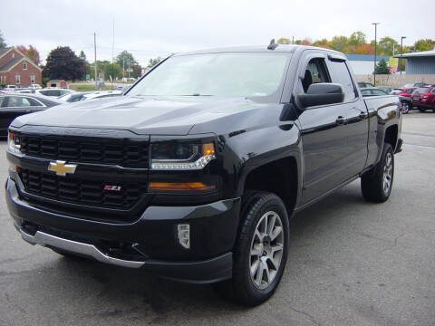 2016 Chevrolet Silverado 1500 for sale at North South Motorcars in Seabrook NH