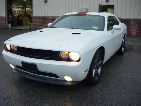 2014 Dodge Challenger for sale at North South Motorcars in Seabrook NH