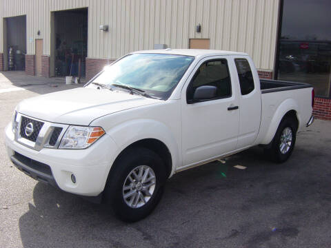 2016 Nissan Frontier for sale at North South Motorcars in Seabrook NH