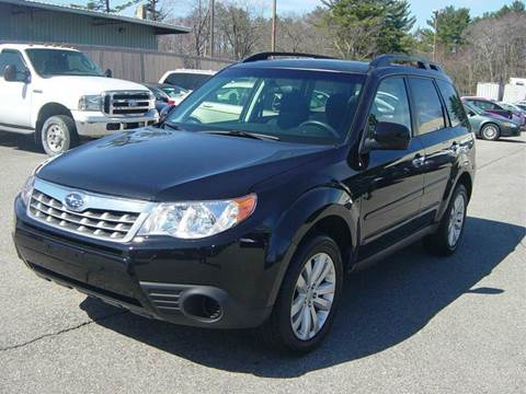 2012 Subaru Forester for sale in Seabrook, NH
