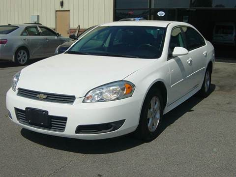 2011 Chevrolet Impala for sale in Seabrook, NH