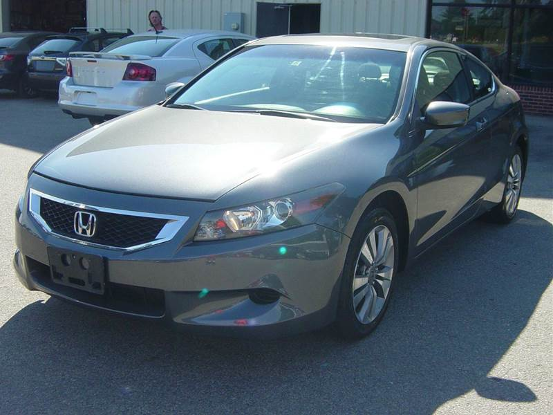 2010 Honda Accord EX 2dr Coupe 5A   Seabrook NH