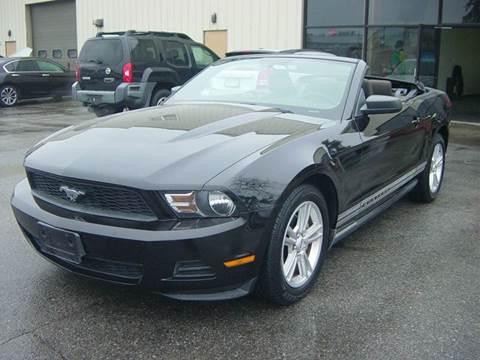 2010 ford mustang v6 premium v6 premium 2dr convertible - Ford Mustang Convertible 2010