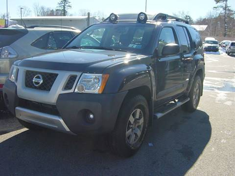 2012 Nissan Xterra for sale in Seabrook, NH