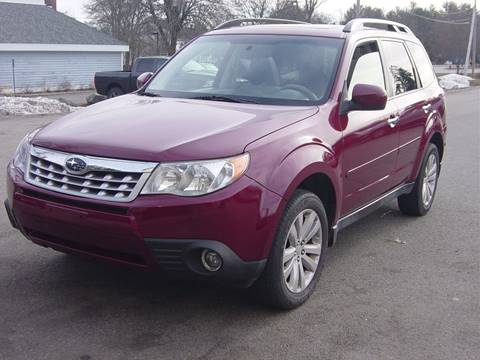 2013 Subaru Forester for sale in Seabrook, NH