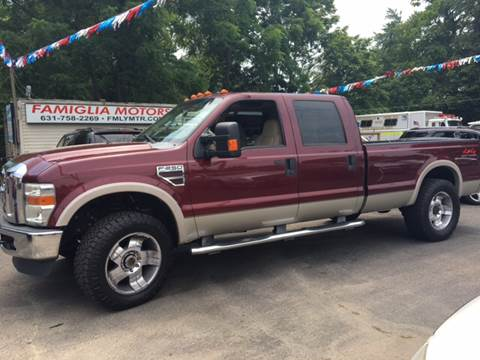2008 Ford F-250 Super Duty for sale in Patchogue, NY