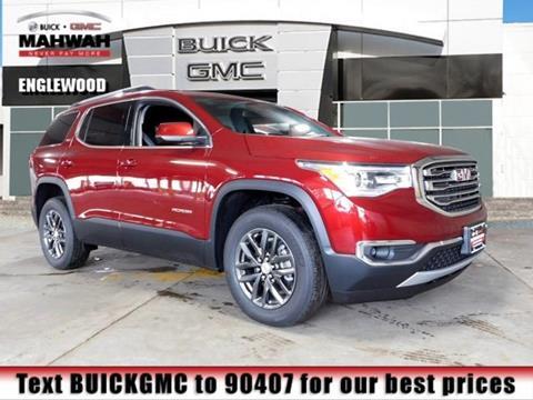 2018 GMC Acadia for sale in Mahwah, NJ