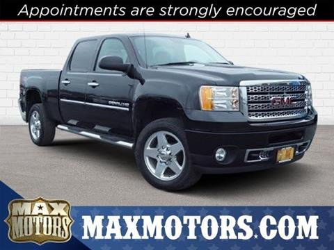 2012 GMC Sierra 2500HD for sale in Nevada, MO