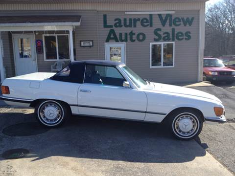 Stoystown Auto Sales >> Mercedes-Benz 450 SL For Sale - Carsforsale.com