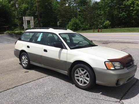 2003 Subaru Outback for sale in Stoystown, PA