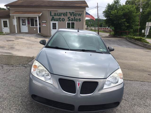 Stoystown Auto Sales >> 2008 Pontiac G6 Value Leader 4dr Sedan In Stoystown PA ...