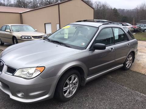 2007 Subaru Impreza for sale in Stoystown, PA