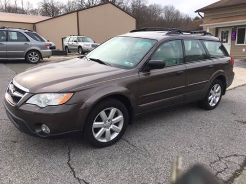 2008 Subaru Outback for sale in Stoystown, PA
