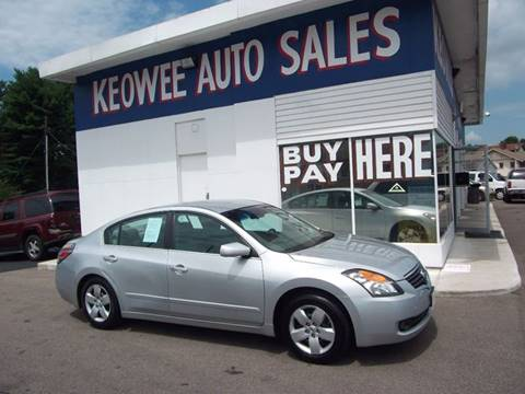 2007 Nissan Altima for sale in Dayton, OH