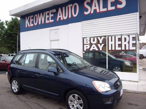 2007 Kia Rondo for sale in Dayton, OH