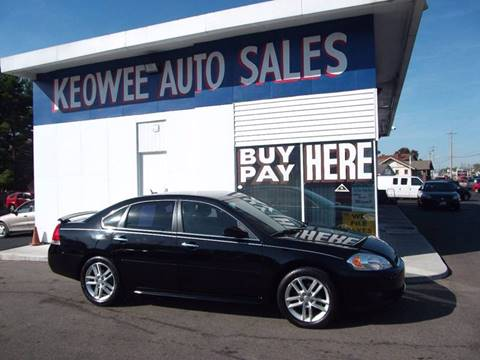 2012 Chevrolet Impala for sale in Dayton, OH