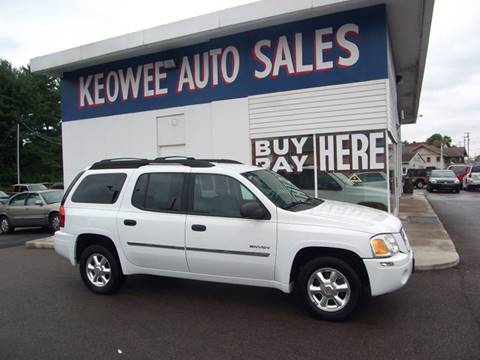 gmc envoy xl for sale in ohio. Black Bedroom Furniture Sets. Home Design Ideas