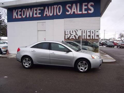 2009 Pontiac G6 for sale in Dayton, OH